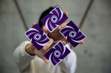 Load image into Gallery viewer, Mauve Ventus Playing Cards