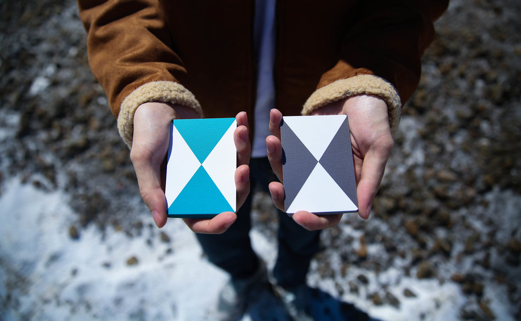 Arctic Duo Playing Cards