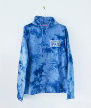 Load image into Gallery viewer, Blue Tie-dye Sweatshirt