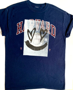 Blues for Harvard tee