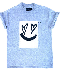 Wesley Grey T shirt