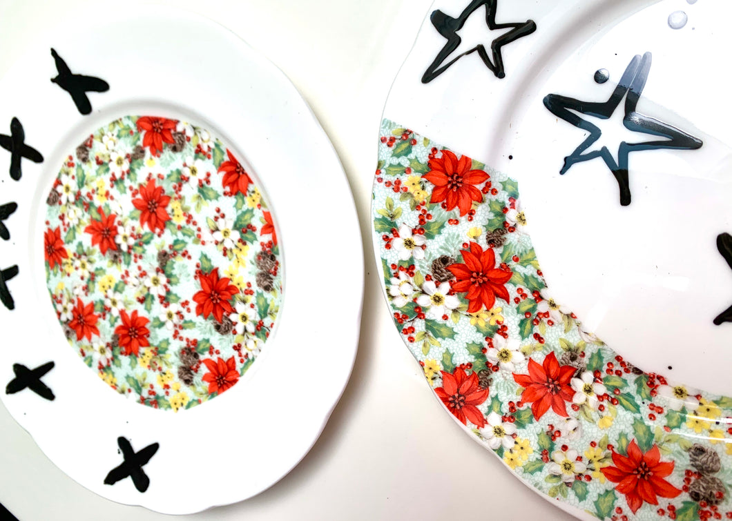 DOUBLE PLATE SET