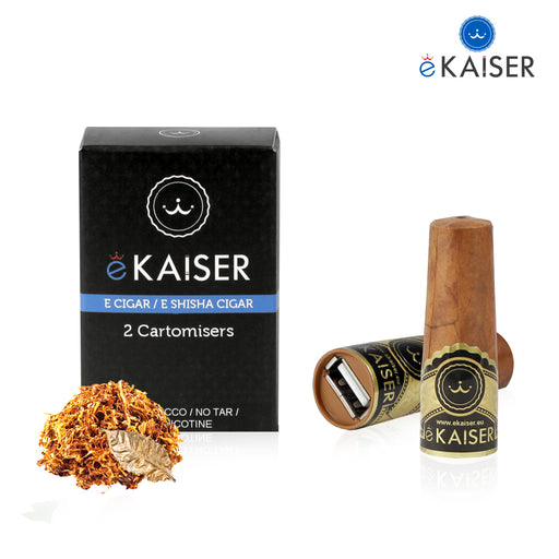 Cigar Cartomizers,2 Pack,Country Tobaco,ekaiser