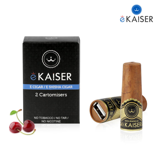 Cigar Cartomizers,2 Pack,Cherry,ekaiser