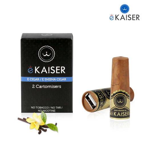 Cigar Cartomizers,2 Pack,Blueberry,ekaiser