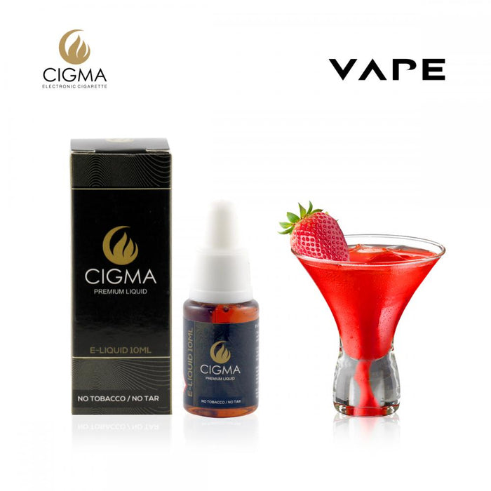 E-liquids,0mg,10ml,5 Pack,Cigma,Energy Drink