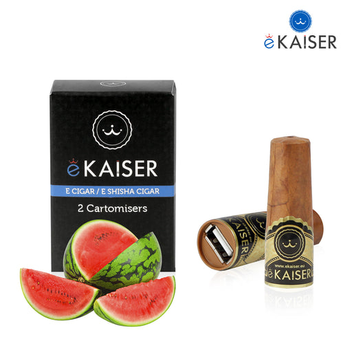 Cigar Cartomizers,2 Pack,Watermelon,ekaiser