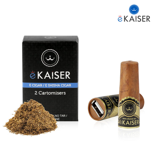 Cigar Cartomizers,2 Pack,Cuban Flavour,ekaiser