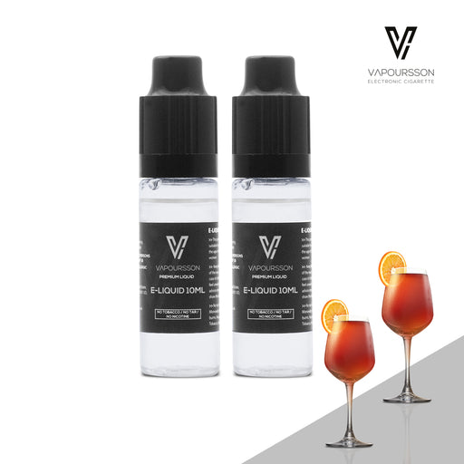 E-liquids,0mg,10ml,2 Pack,Vapoursson,Cocktail
