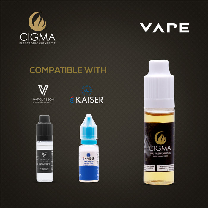 CIGMA Blueberry 6mg/ml(70VG) 10ml Bottle - Cigma - CIGEE E-liquids