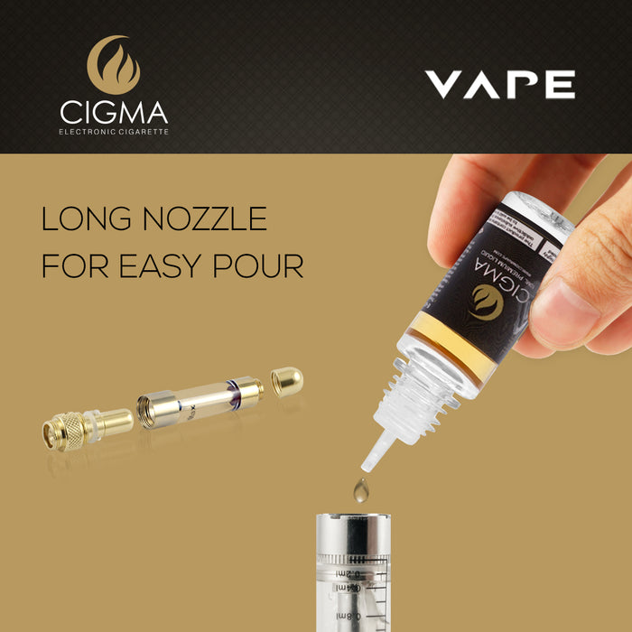 CIGMA Bubble Gum 6mg/ml(70VG) 10ml Bottle - Cigma - CIGEE E-liquids