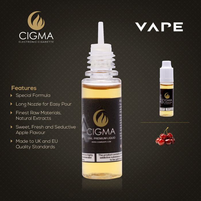 Cherry Nicotine Eliquid