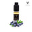 E-liquids,18mg,10ml,Vapoursson, Blueberry
