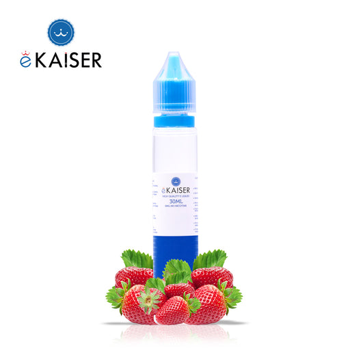 Shortfill, 30ml, 0mg, eKaiser, Strawberry