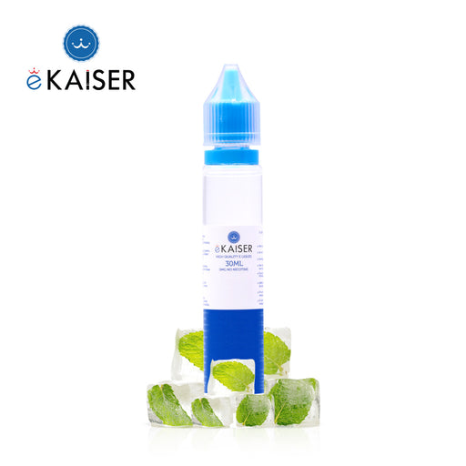 Shortfill, 30ml, 0mg, eKaiser, Double Mint