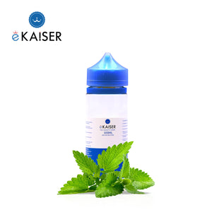 eKaiser 100ml Short Fill 0mg Mint E-liquid | Cigee
