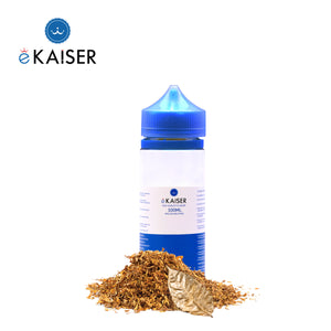 eKaiser 100ml Short Fill 0mg Tobacco E-liquid | Cigee