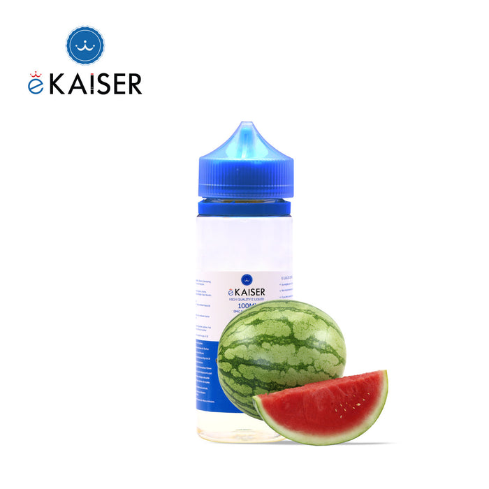 Shortfill, 100ml, 0mg, eKaiser, Watermelon
