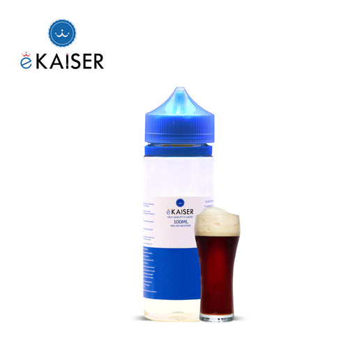 Shortfill, 100ml, 0mg, eKaiser, Cola