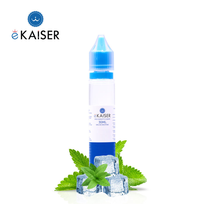 eKaiser 30ml Short Fill 0mg Helsenberry Menthol E-liquid | Cigee