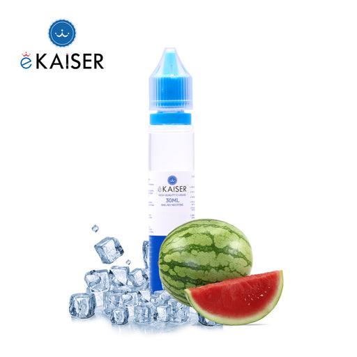 Shortfill, 30ml, 0mg, eKaiser, Ice Watermelon