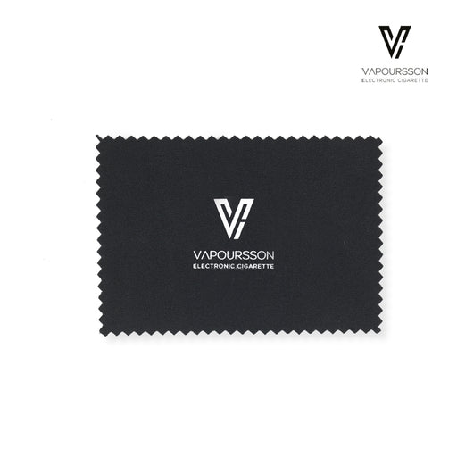 Vapoursson E Liquid Cleaning Cloth | Specially Created To Absorb E Liquid | Clean your E cigarette and Bottle Leaks | Re-Usable