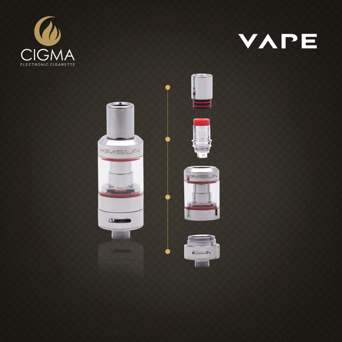 CIGMA Worlds Slimmest Smallest Mini Box Mod | E Cigarette Starter Kit | Cigee