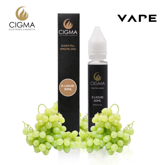 Shortfill, 30ml, 0mg, Cigma, Grape