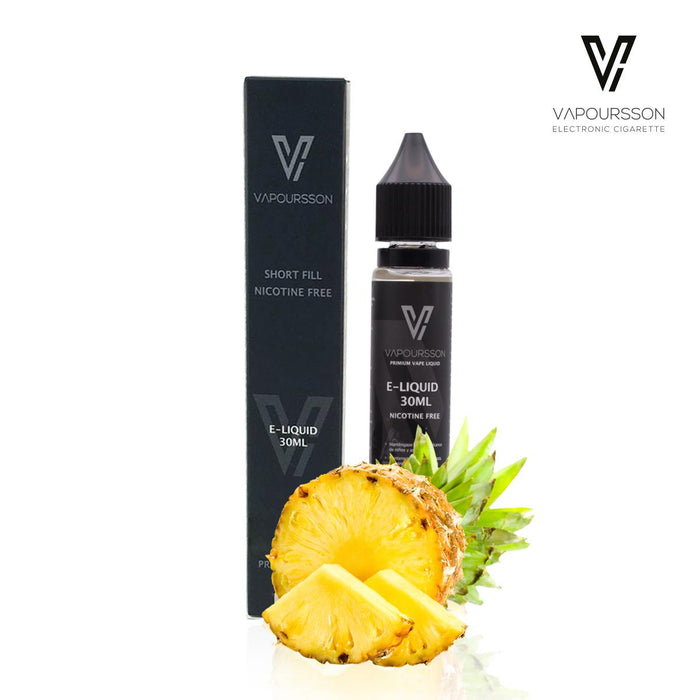 Shortfill, 30ml, 0mg, Vapoursson, Pineapple