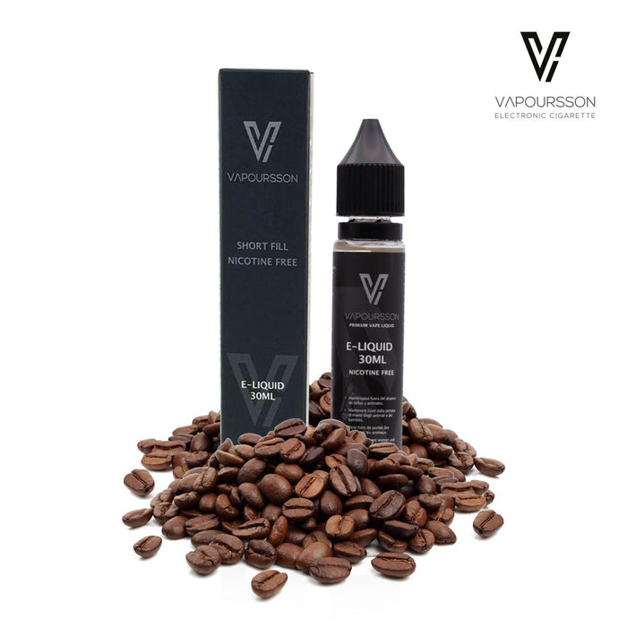 Shortfill, 30ml, 0mg, Vapoursson, Coffee