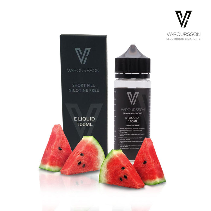 Shortfill, 100ml, 0mg, Vapoursson, Watermelon