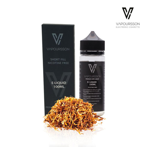 Shortfill, 100ml, 0mg, Vapoursson, Gold Tobacco