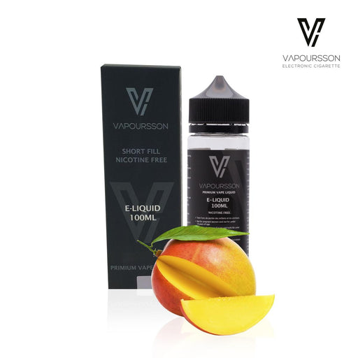 Shortfill, 100ml, 0mg, Vapoursson, Mango