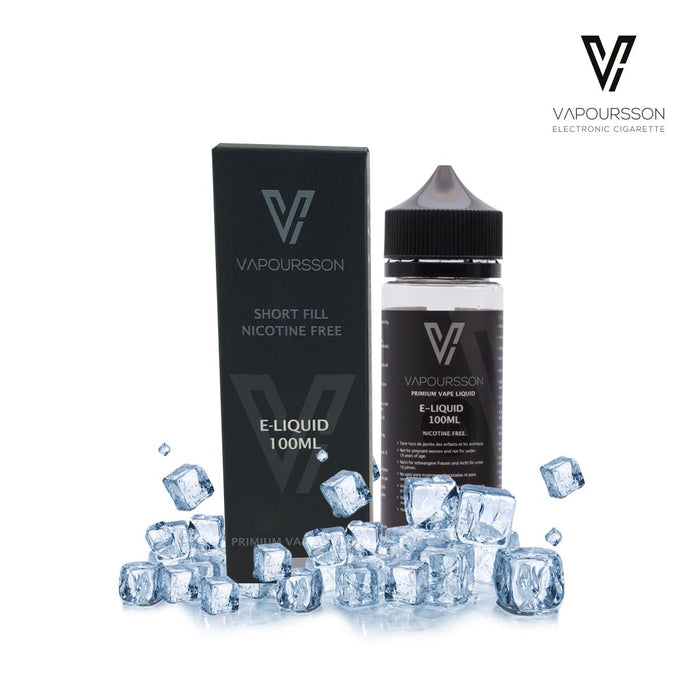 Shortfill, 100ml, 0mg, Vapoursson, Ice Frost