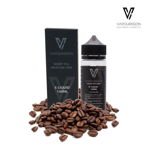 Shortfill, 100ml, 0mg, Vapoursson, Coffee