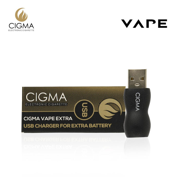 Cigma Vape USB For Slim Battery | USB Charger | Power Adapter
