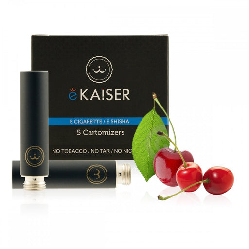 Cigarette Cartomizers,5 Pack,Cherry,eKaiser