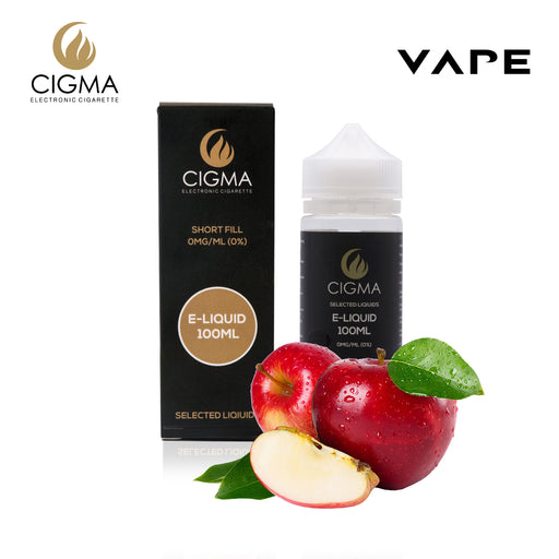 Cigma 100ml Apple