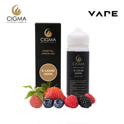 Cigma 100ml Berry Mix