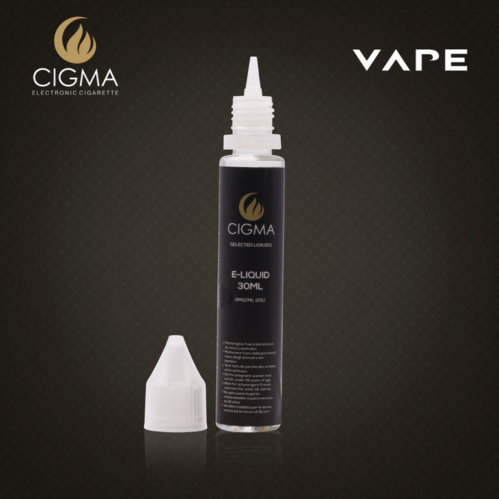 Cigma e-Liquid - Ice Mint 0mg 30ml Shortfil | Cigee
