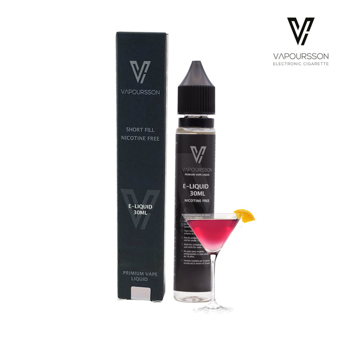 Shortfill, 30ml, 0mg, Vapoursson, Cocktail