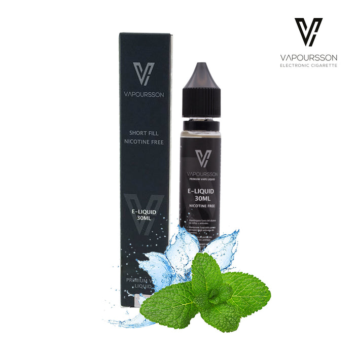 Shortfill, 30ml, 0mg, Vapoursson, Strong Mint