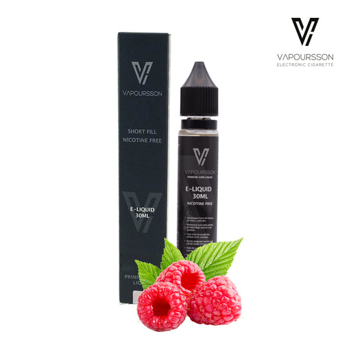 Shortfill, 30ml, 0mg, Vapoursson, Raspberry