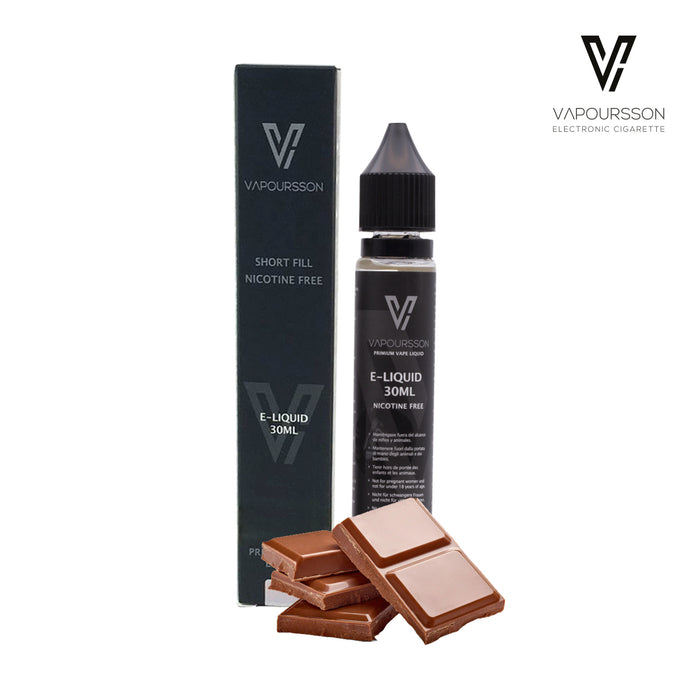 Shortfill, 30ml, 0mg, Vapoursson, Chocolate