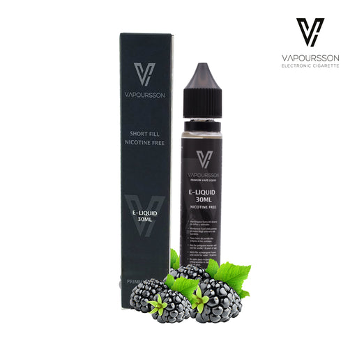 Shortfill, 30ml, 0mg, Vapoursson, Blackberry