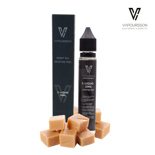 Shortfill, 30ml, 0mg, Vapoursson, Toffee