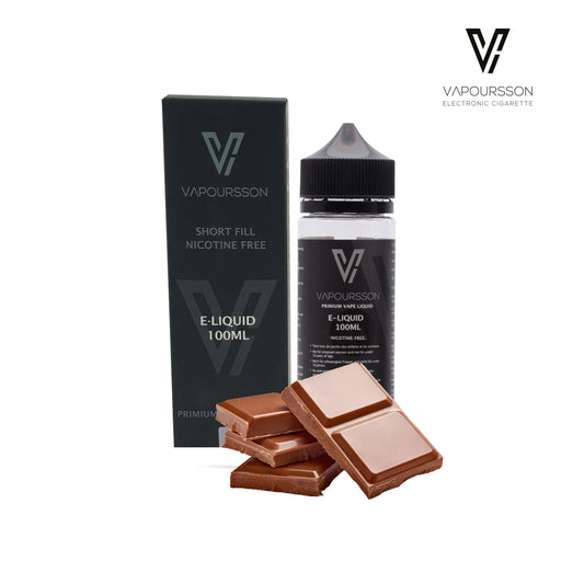Shortfill, 100ml, 0mg, Vapoursson, Chocolate