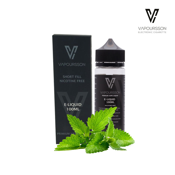 Shortfill, 100ml, 0mg, Vapoursson, Mint