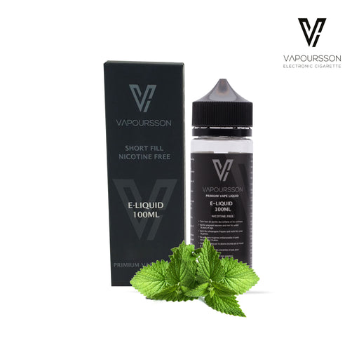 Shortfill, 100ml, 0mg, Vapoursson, Spearmint
