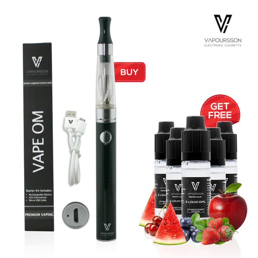 Vapoursson Vape Om + Mixed F, 106052, 106026